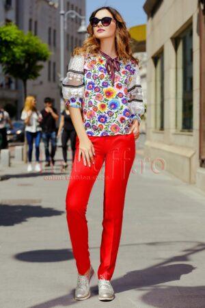 Pantaloni de dama rosiiPANTALONI  COLANTI