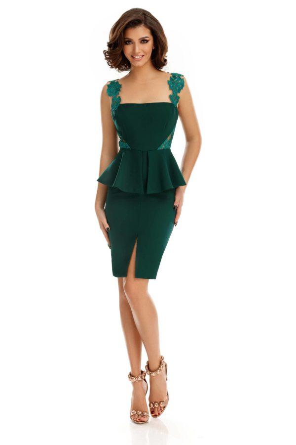rochie-xara-verde