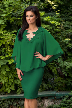 Rochie de Ocazie Calliope Verde
