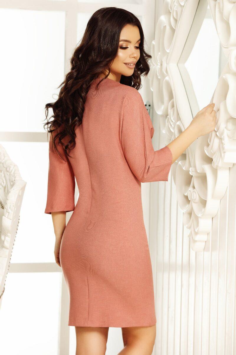 Rochie Myra Light Pink 2