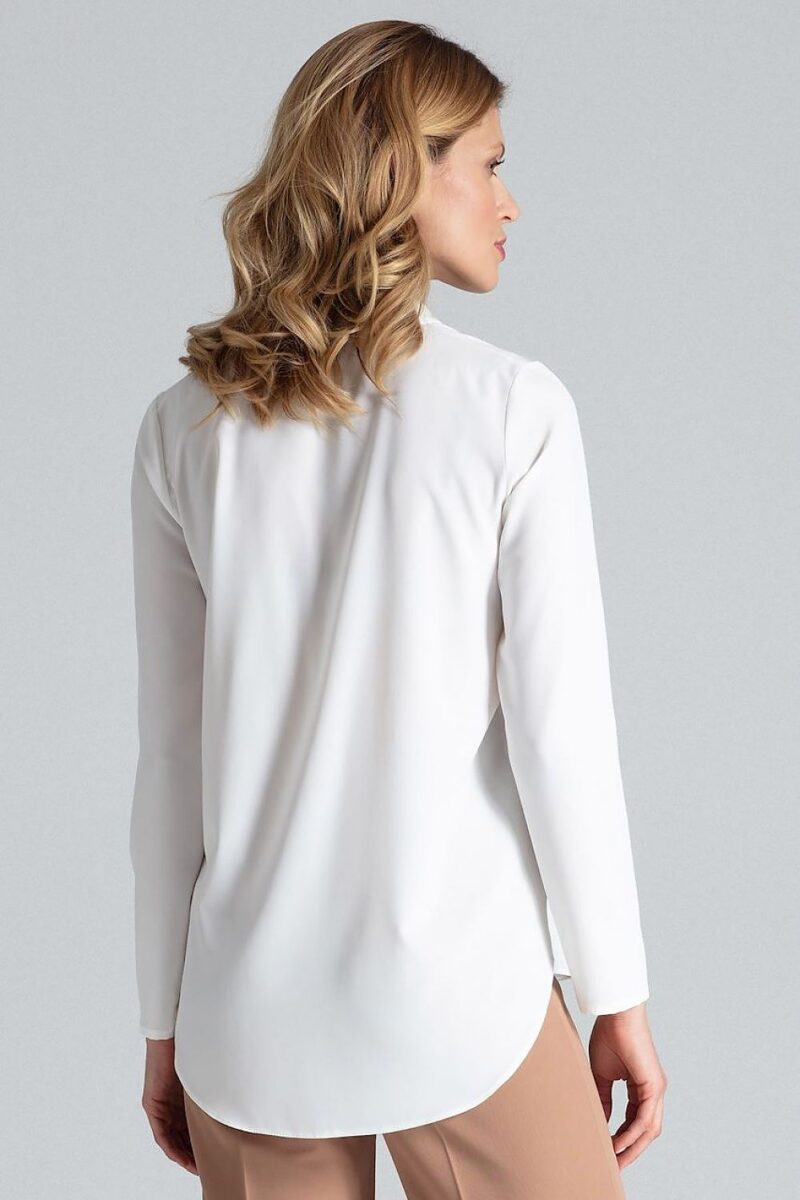 Camasa alba cu tunica