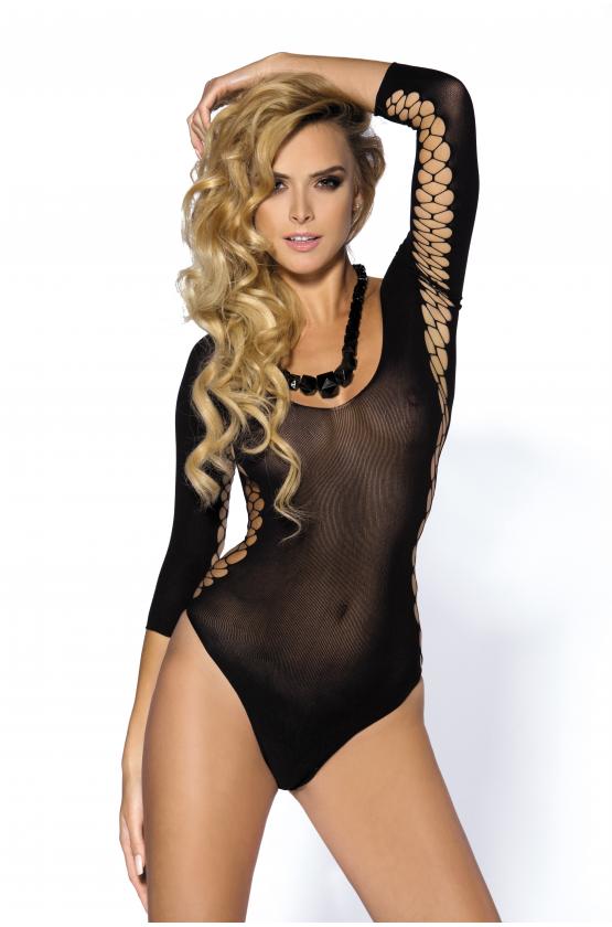 Body Negru Muriel - Anais