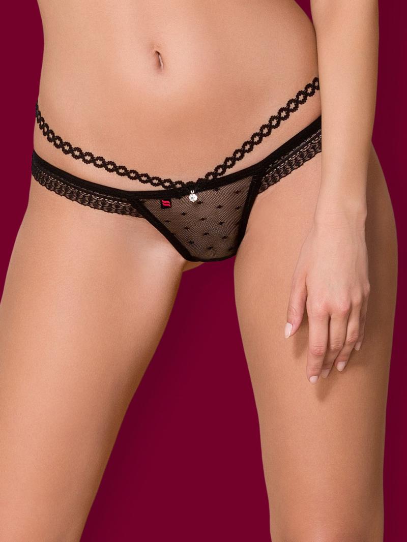 Chilot Sexy 876-tho - Negru L/xl S-m