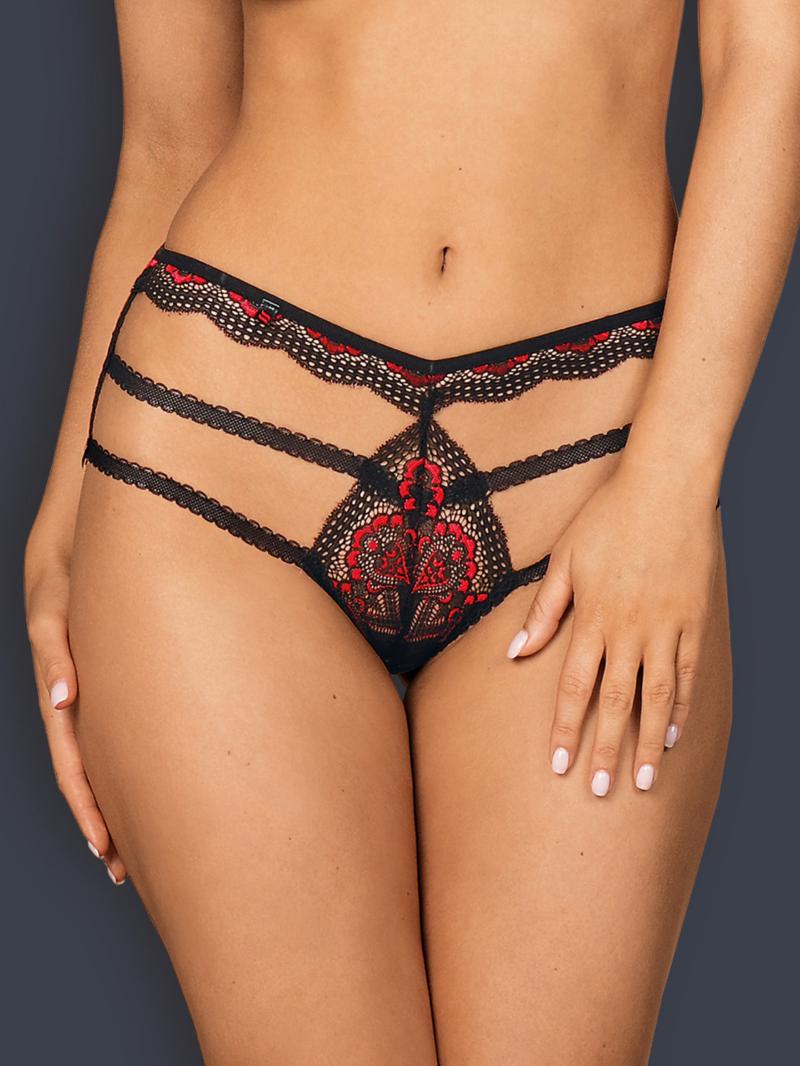 Chilot Sexy Megies Panties - Negru L/xl S-m