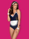 Costum Sexy Maid - Albastru L/xl S-m